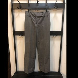 Dalia Collections Grey Dress Pants
